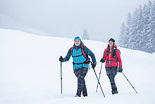 Snowshoe hike in Rauris Valley (c) TVB Rauris_Fotograf Florian Bachmeier