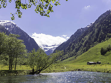 Angling in Rauris Valley